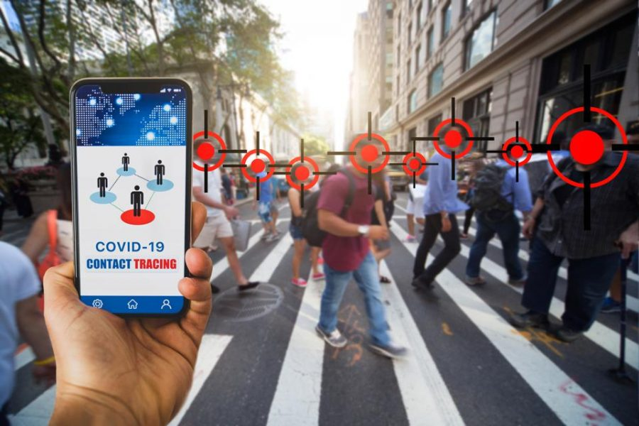 A tracking app can detect if you were or are near individuals who have tested positive for the Coronavirus. Apple and Google released a new software that is meant to prevent further spread of the virus.