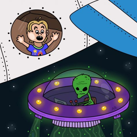 """With the release of government documents concerning UFOs, can we finally answer the question """"Are we alone?"""""""